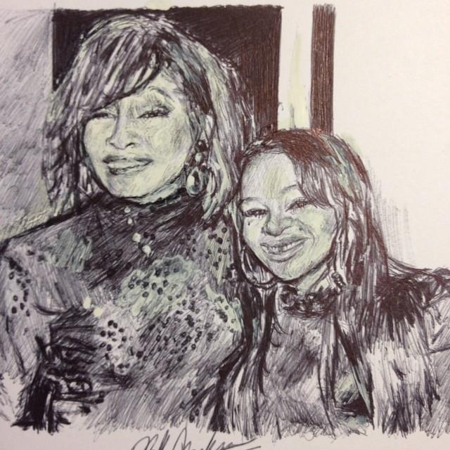 Whitney Houston by billyhjackson